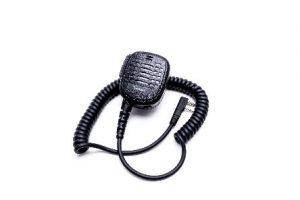 Noise cancelling Heavy Duty Two-Way Radio Speaker Mic