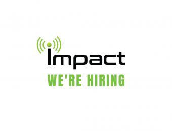 Impact - We're Hiring