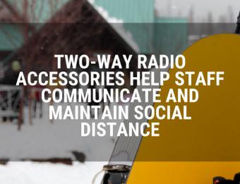 Two Way Radios for Ski Resorts