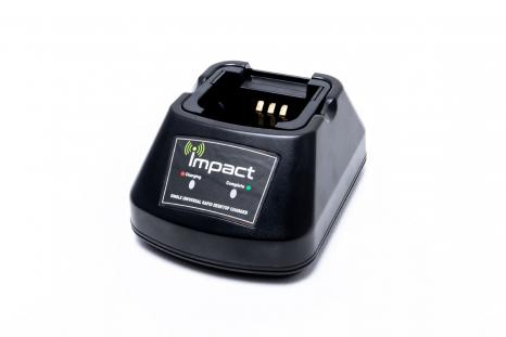 Impact Rapid Desktop Charger for Motorola XTS3000 XTS3500 XTS5000 XTS1500 XTS2500